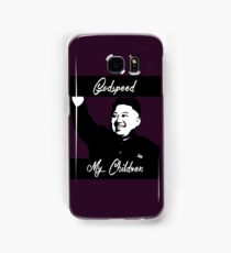 Kim Jong Un - GodSpeed Samsung Galaxy Case/Skin