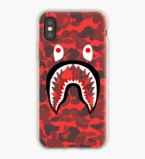 red cute iPhone Case