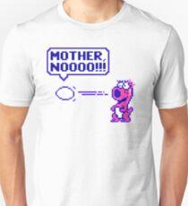 8 Bit Bear (Mother Noooo!!!) - T-shirt Unisex T-Shirt
