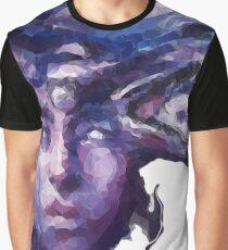 Three Eyed Raven Graphic T-Shirt