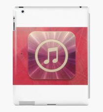 The Music of Purple and Pink   iPad Case/Skin