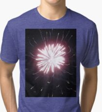 flower in the sky Tri-blend T-Shirt