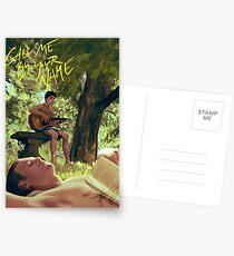 Call me by your name - Hugo Vera Postcards