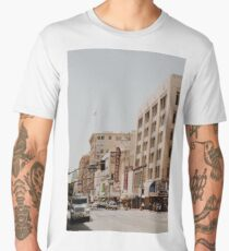 Downtown Los Angeles IV Men's Premium T-Shirt