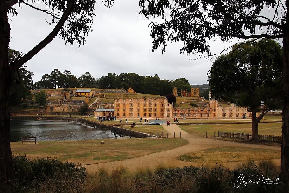 Port Arthur Historic Site - Tasmania by Gaylene Norton