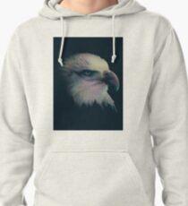 Eagle Shirt Artwork Pullover Hoodie