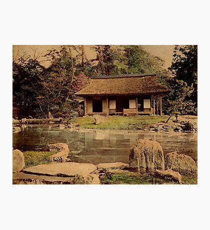 Mikado's garden, Kyoto, Japan Photographic Print