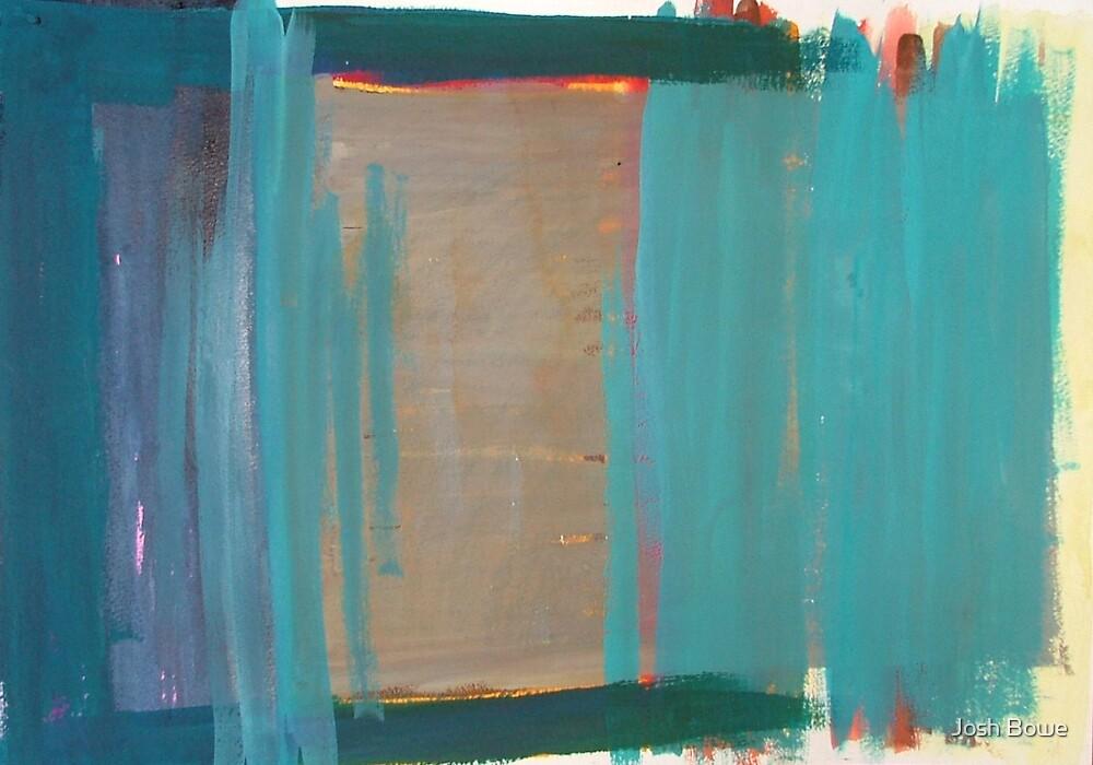 Rothko Influenced Abstract 10 by Josh Bowe