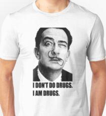 Salvador Dalí Slim Fit T-Shirt