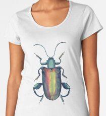 Käfer mit kräftigen Oberschenkeln  Women's Premium T-Shirt