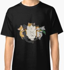 Sleepy Cats Classic T-Shirt