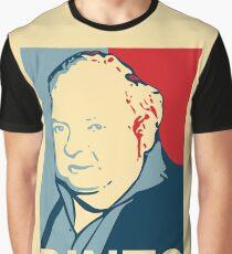 Paddy Losty - Pints - Pintman - Obama Parody Graphic T-Shirt