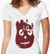 Wilson!! Women's Fitted V-Neck T-Shirt