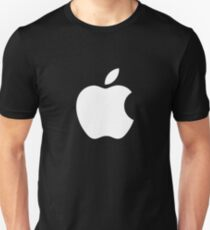 Apple Logo Merchandise Unisex T-Shirt