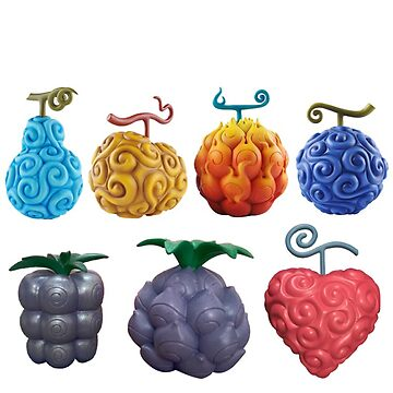 One Piece Devil Fruit by ShirtBo