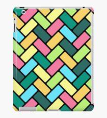 Colorful Tiles Pattern iPad Case/Skin