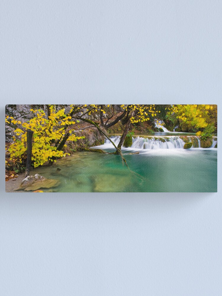 Alternate view of Autumn in Croatia Canvas Print