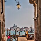 An Afternoon in Venice by Viv Thompson