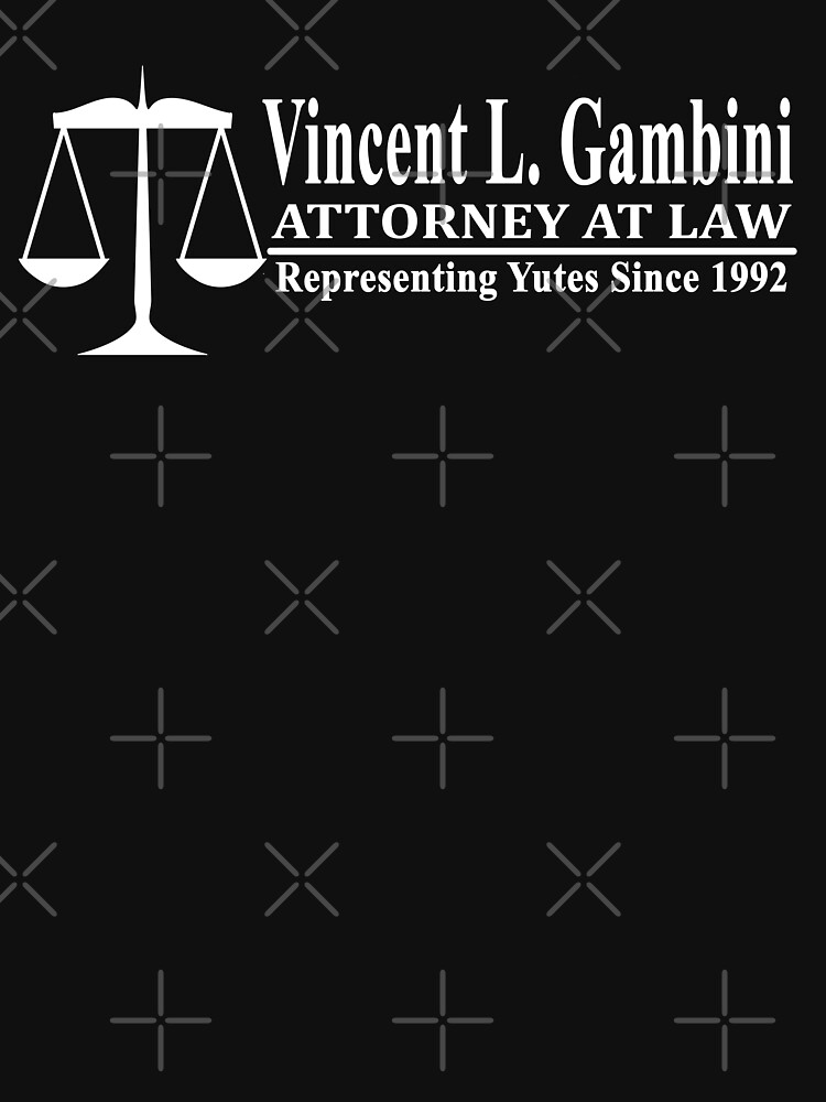 My Cousin Vinny - Vincent Gambini Attorney At Law  by everything-shop