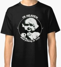 In heaven (Circle) Classic T-Shirt