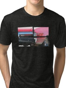 SKYLARK - Halftone Tri-blend T-Shirt