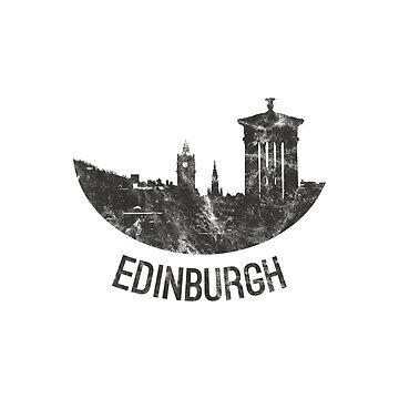 Edinburgh by ArielClark93