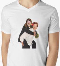 Shaun White and Danny Davis Men's V-Neck T-Shirt