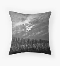 Tree soliders Throw Pillow