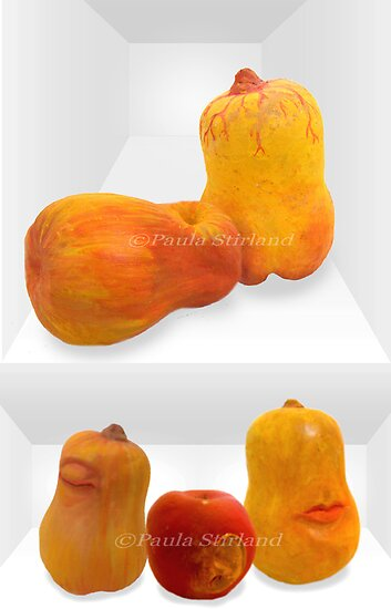 The Hybrid Fruits by Paula Stirland