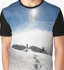 Hiking nirvana Graphic T-Shirt