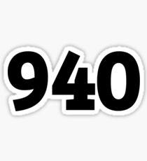 Pegatina 940
