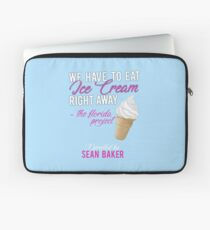 We Need to Have Ice Cream right away! Laptop Sleeve