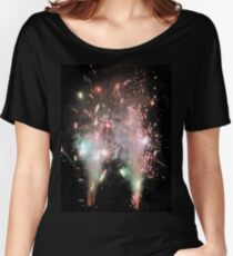 fountains of fire  Women's Relaxed Fit T-Shirt
