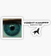Voight Kampff Sticker