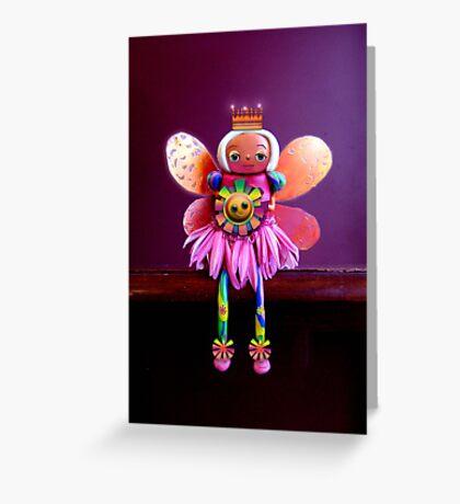 CHUNKIE Birthday Fairy Greeting Card