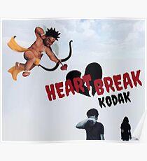 HeartBreak Kodak Poster