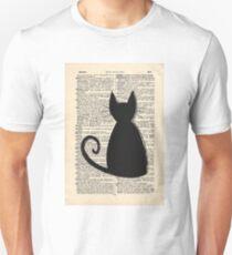 Dictionary Cat Unisex T-Shirt