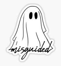 Paramore Misguided Ghosts Sticker