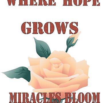 miracle bloom  by kaunjunetwork