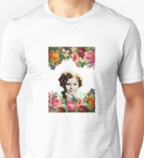 Shirley Temple Spring Unisex T-Shirt