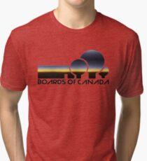 BOC SKYLINE  Tri-blend T-Shirt