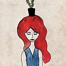 Plant Crown by Nadine Feghaly