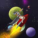 Space Vixen by Feretta