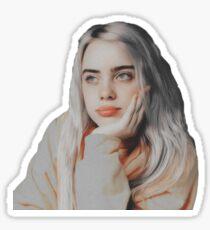 Billie Eilish Sticker Sticker