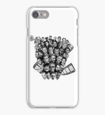 All directors films iPhone Case/Skin