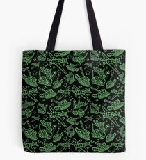 Military Forces Line Art  Tote Bag