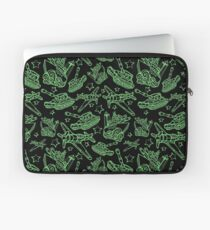 Military Forces Line Art  Laptop Sleeve
