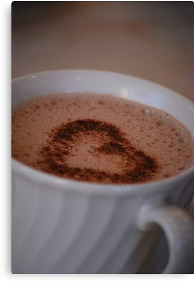 Hot Chocolate Love by Rowan  Lewgalon