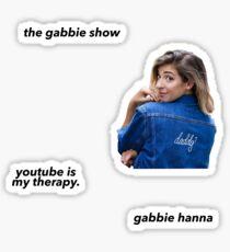 The Gabbie Show Sticker Set Sticker