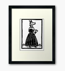 Miss Piggy - Old Style Framed Print